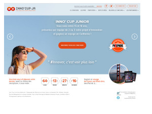 IMPRESSION DECRAN INNO CUP JR-SITE