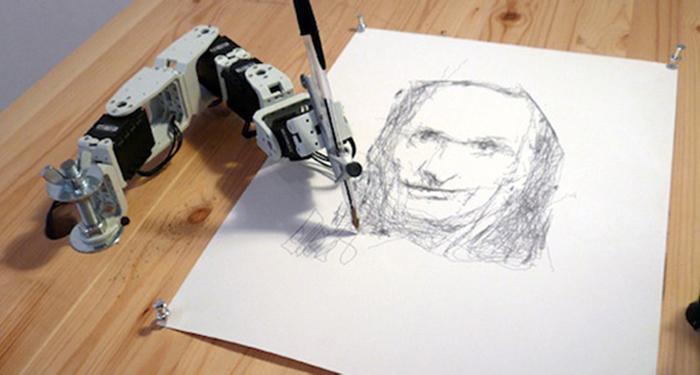 PAUL THE ROBOT