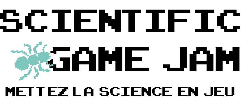 Logo Scientific Game Jam