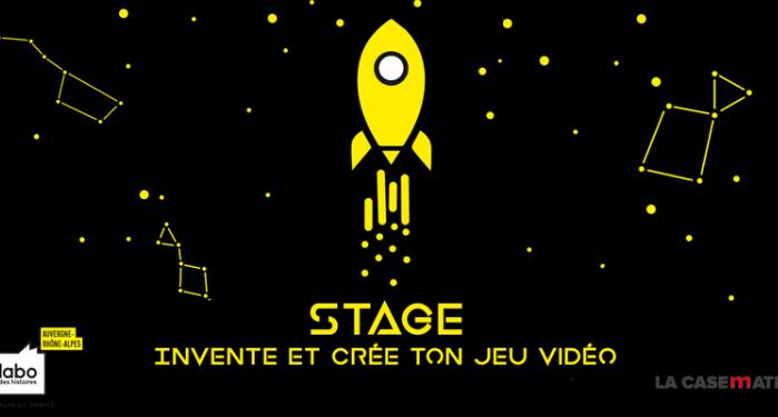 stage jeux videos