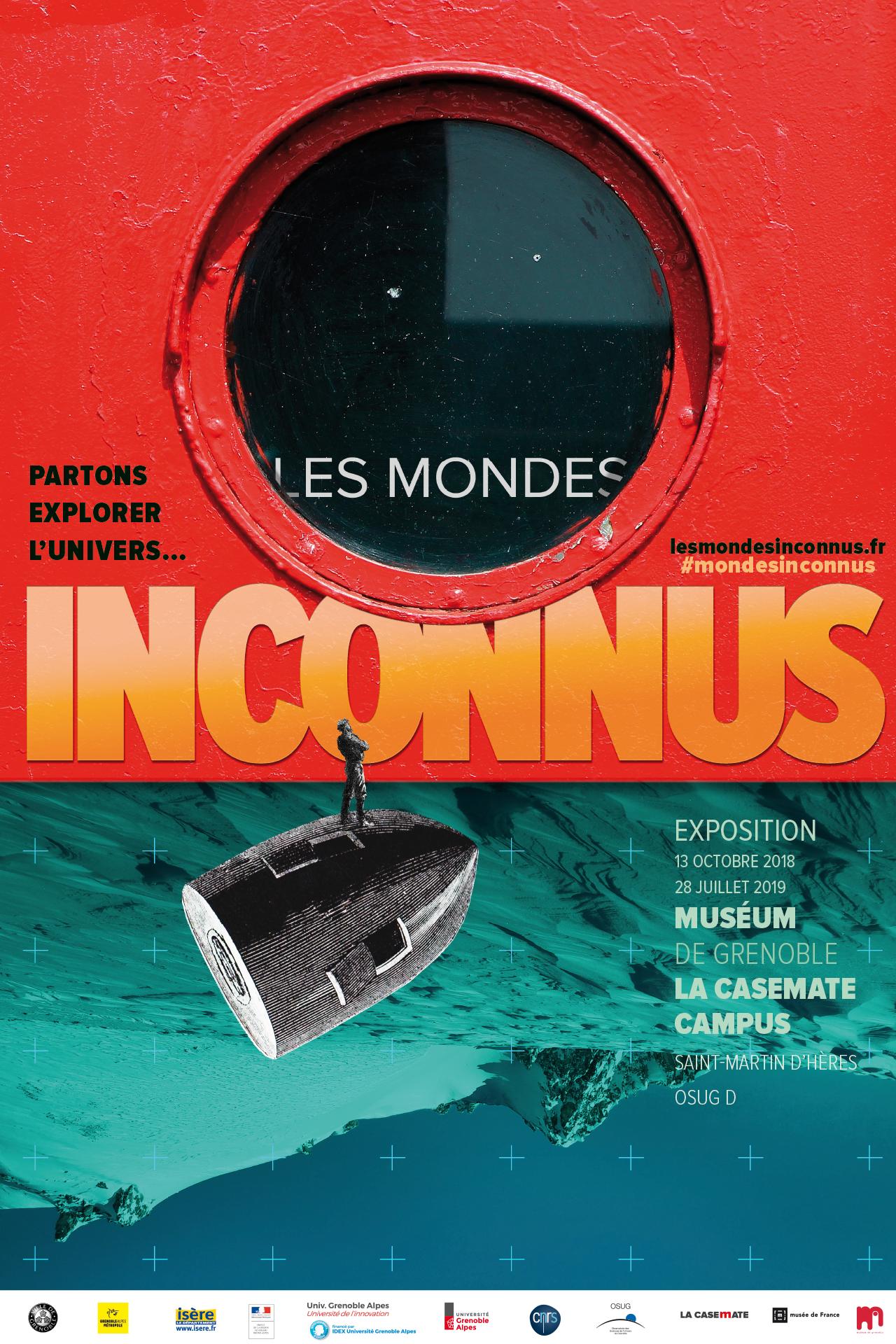 Les Mondes Inconnus