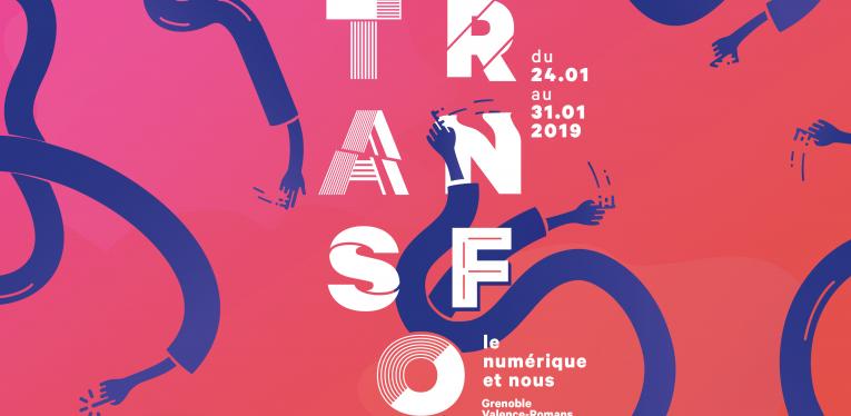Festival Transfo 2 - identité visuel pour CP du 19 nov 18