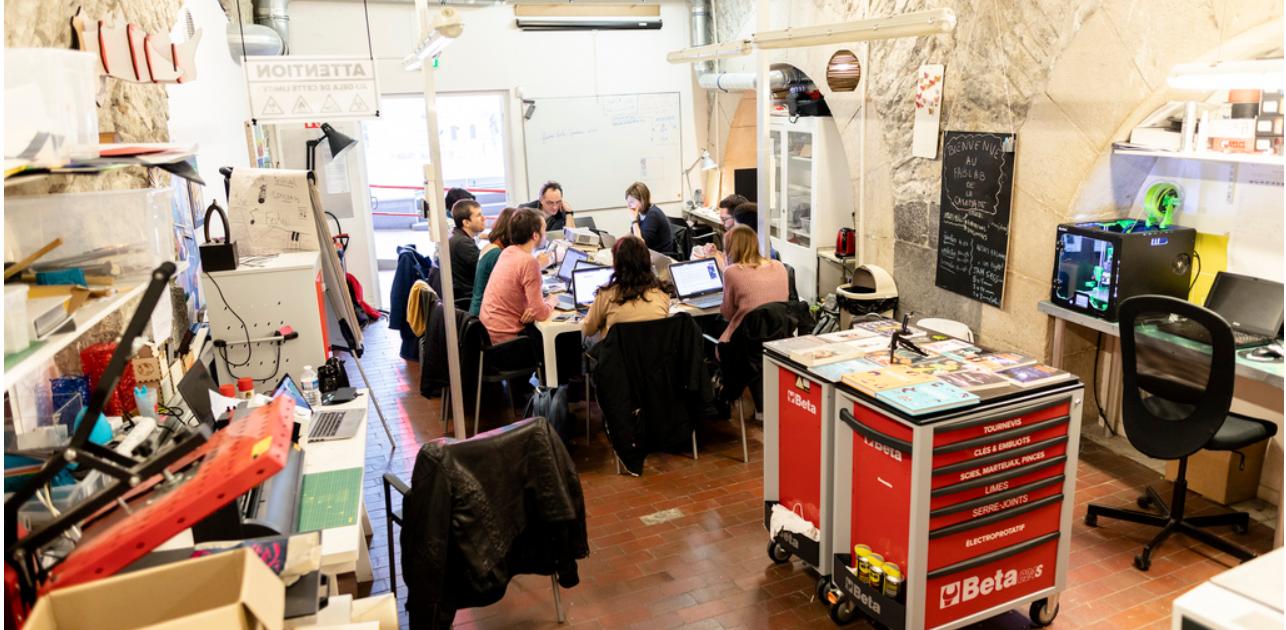 Visite Fab Lab