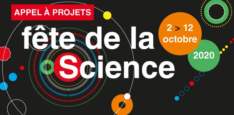 Fête de la Science - appel à projets