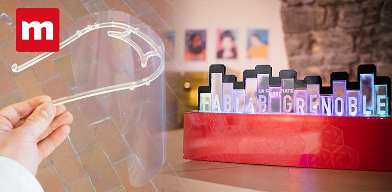 Visite virtuelle du Fab Lab